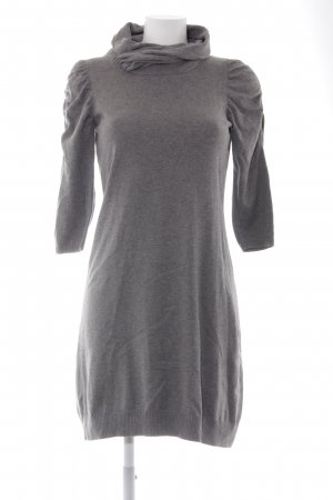 Esprit Wollkleid grau Casual-Look