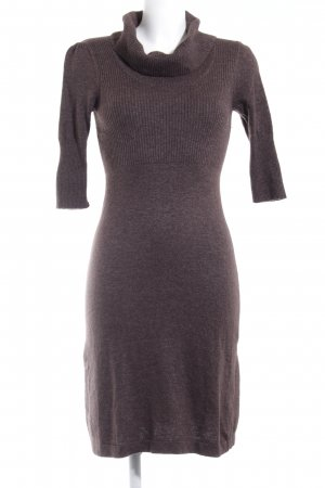 Esprit Wollkleid hellbraun Casual-Look