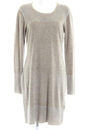 Esprit Robe en laine marron clair style décontracté