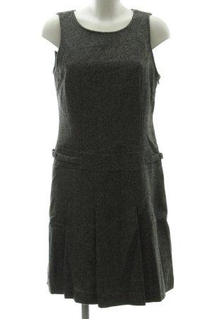 Esprit Wollkleid schwarz-grau Casual-Look