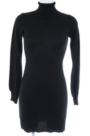 Esprit Wollkleid schwarz klassischer Stil