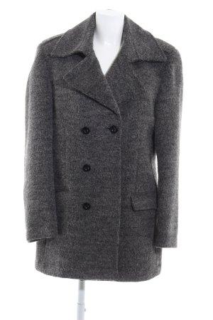 Esprit Manteau en laine gris style simple
