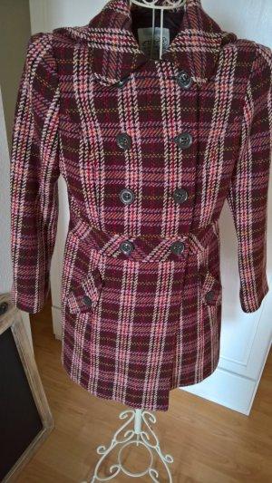 Esprit Cappotto in lana multicolore Lana