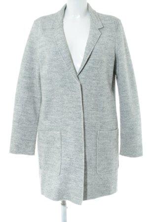 Esprit Cappotto in lana puntinato stile casual