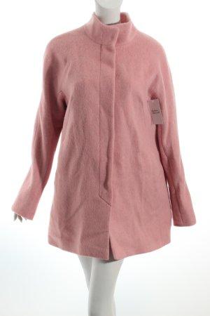 Esprit Wollmantel rosa 60ies-Stil
