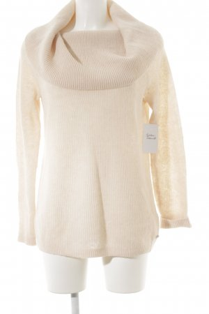 Esprit Wool Sweater light pink casual look