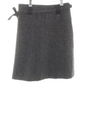 Esprit Jupe en laine noir moucheté style mode des rues