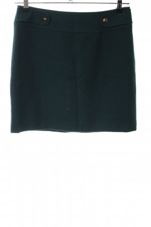Esprit Wool Skirt green casual look