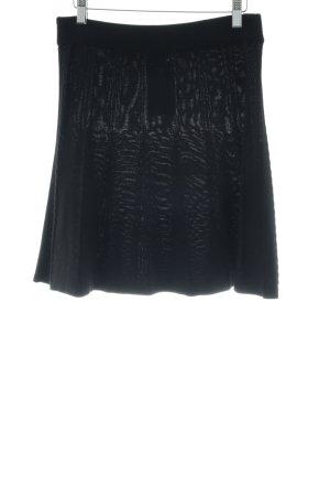 Esprit Jupe en laine noir style décontracté