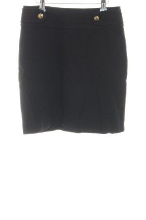 Esprit Wollen rok zwart zakelijke stijl
