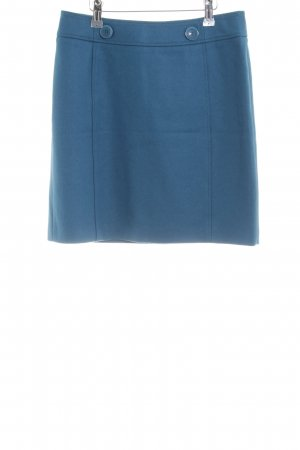 Esprit Wool Skirt cadet blue casual look
