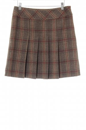 Esprit Wool Skirt check pattern casual look