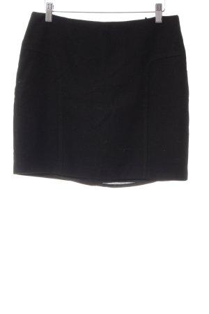 Esprit Wool Skirt black casual look