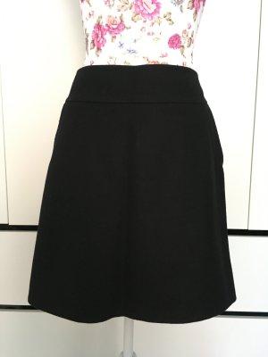Esprit Wollrock, schwarz, Gr. 36