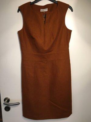 Esprit Wool Dress Caramel