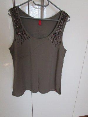 Espritshirt/ Blusentop Gr. M/L - Neu ohne Etikett