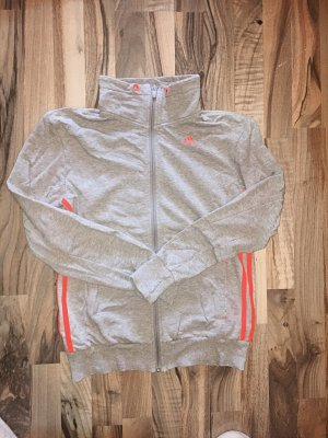 Adidas Originals Jacket light grey-neon orange