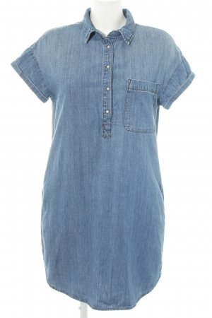 Essentials Denim Dress blue casual look