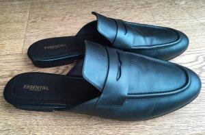 Essentiel Antwerp Sabots multicolored leather