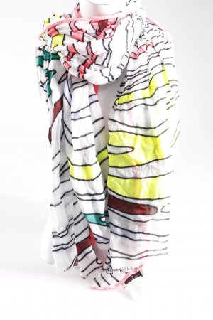 Essentiel Antwerp Schal mit Neon-Details