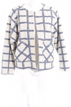 Essentiel Antwerp Strickjacke hellgelb-blau Casual-Look