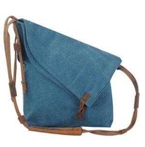 Shoulder Bag cornflower blue-cadet blue