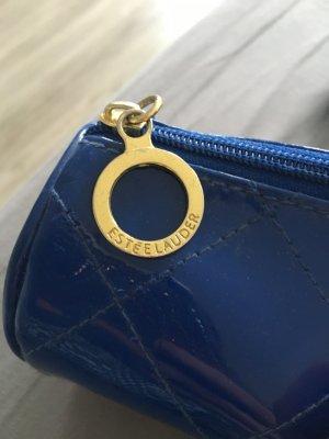 Mini sac bleu-doré