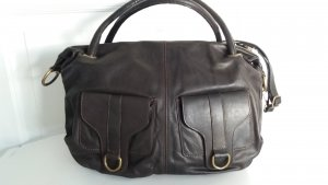 Estelle Business Bag dark brown leather