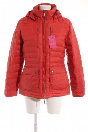 Etage Outdoorjacke rot Casual-Look