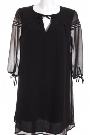 Etam Blusenkleid schwarz Casual-Look