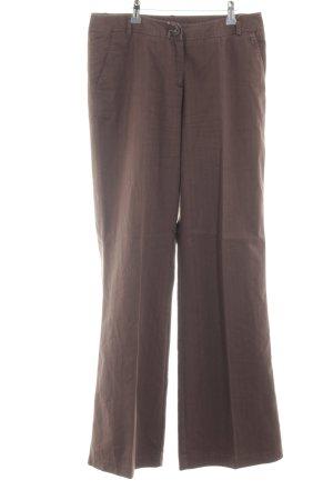 Etam Marlene Trousers brown classic style