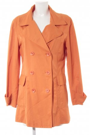 Etam Trenchcoat orange Casual-Look