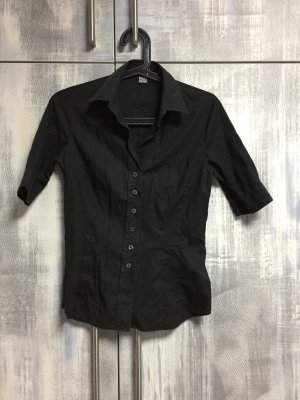 Eterna Bluse *schwarz* Gr. 34