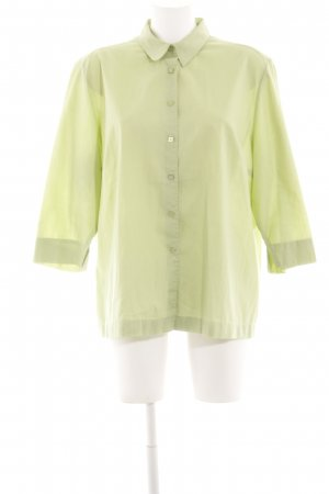 Eterna Hemd-Bluse grün Business-Look