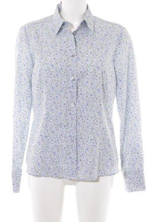 Eterna Hemd-Bluse Blumenmuster Casual-Look