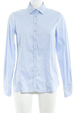 Eterna Hemd-Bluse himmelblau Business-Look