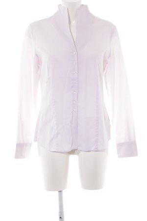 Eterna Langarm-Bluse rosé Business-Look