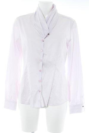Eterna Langarm-Bluse rosé Elegant