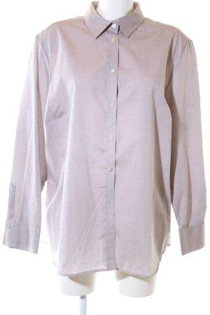 Eterna Langarmhemd creme Business-Look
