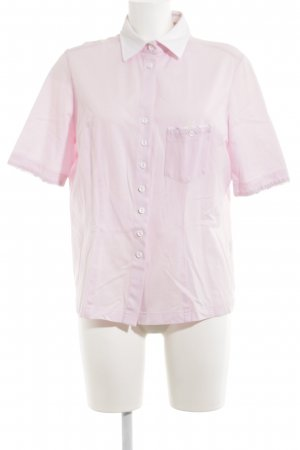 Eterna Polo-Shirt pink Business-Look