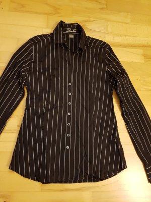 Eternal Excellent Bluse, schwarz weiss gestreift, Gr. 36, ungetragen!