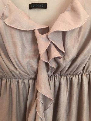 ethic Kleid Seide nude