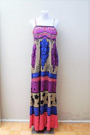 Ethno Maxi-Kleid aus Jersey