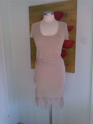 Ethno Style kleid in nude