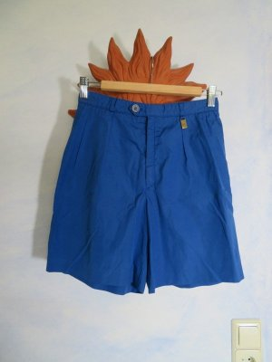Etienne Aigner Bundfalten Shorts High Waist Mom Girlfriend Skorts 36
