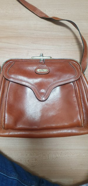 Aigner Handbag cognac-coloured