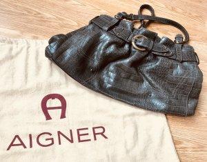 Etienne Aigner Shoulder Bag multicolored leather