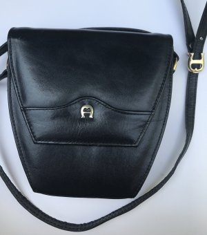 Etienne Aigner Carry Bag black-gold-colored