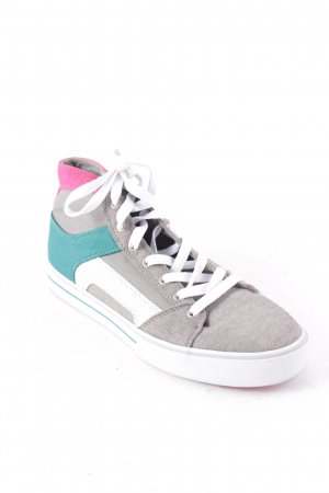 Etnies High Top Sneaker Mustermix Skater-Look