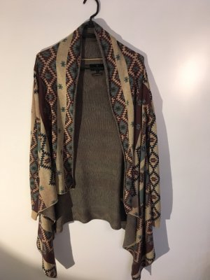 Etno-Strickjacke